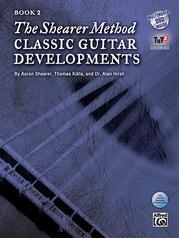The Shearer Method, Book 2: Classic Guitar Developments