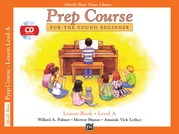 Alfred's Basic Piano Prep Course: Lesson Book A