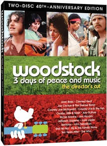 Woodstock 40th Anniversary Edition