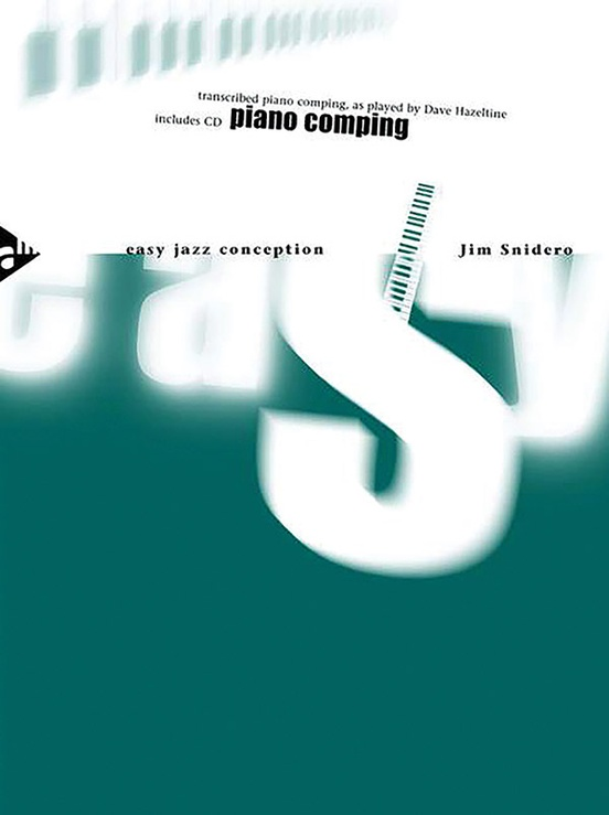 Easy Jazz Conception: Piano Comping
