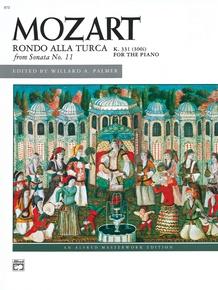 Mozart: Rondo alla Turca (from Sonata No. 11, K. 331/300i)