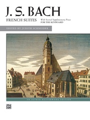J. S. Bach: French Suites