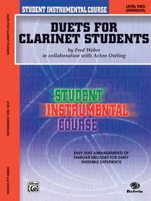 Student Instrumental Course: Duets for Clarinet Students, Level II