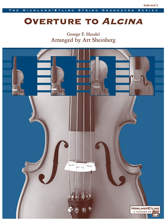Overture to Alcina