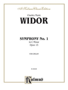 Symphony No. 1 in C Minor, Opus 13