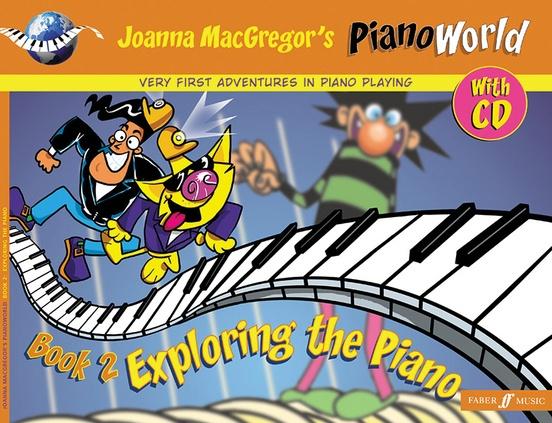 PianoWorld Book 2: Exploring the Piano