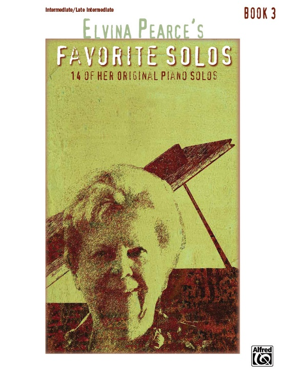 Elvina Pearce's Favorite Solos, Book 3