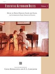 Essential Keyboard Duets, Volume 3
