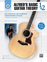 Alfred's Basic Guitar Theory 1 & 2