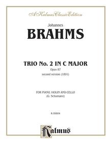 Trio in C Major, Opus 87