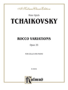 Rococo Variations, Opus 33