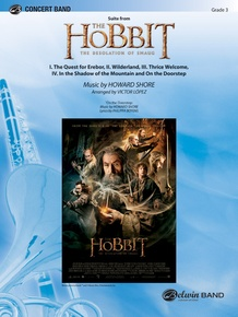 <i>The Hobbit: The Desolation of Smaug,</i> Suite from