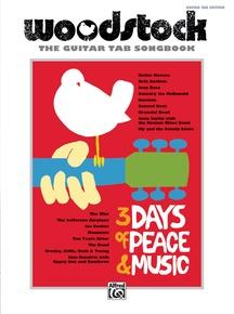 Woodstock: The Guitar TAB Songbook