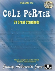 Jamey Aebersold Jazz, Volume 112: Cole Porter