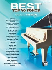 Best Top 40 Songs: '50s to '70s
