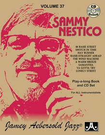 Jamey Aebersold Jazz, Volume 37: Sammy Nestico