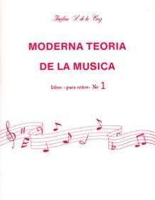 Moderna Teoría de la Música, Libro 1