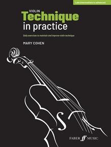 Violin Technique in Practice