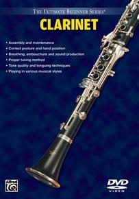 Ultimate Beginner Series: Clarinet, Volumes I & II