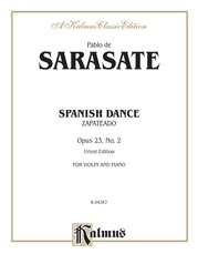 Spanish Dance, Opus 23, No. 2 (Zapateado)