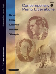Contemporary Piano Literature, Book 6
