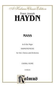 Mass in B-flat Major (Harmoniemesse)
