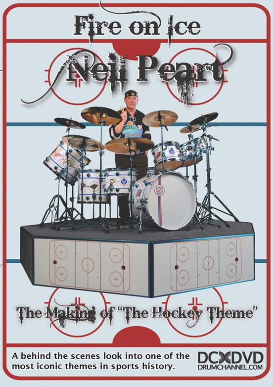 Neil Peart: Fire on Ice