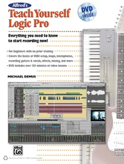 Alfred's Teach Yourself Logic Pro/Express