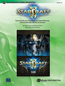 <i>StarCraft II: Legacy of the Void</i>, Selections from