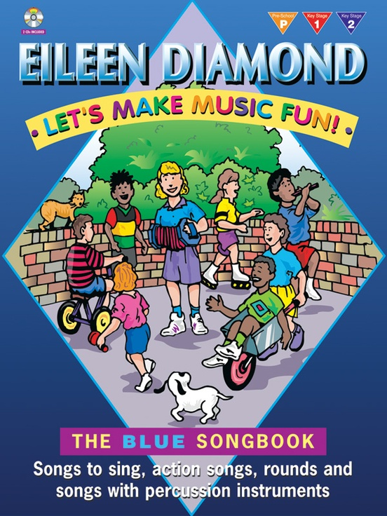 Let's Make Music Fun! Blue Book