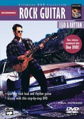 The Complete Rock Guitar Method: Beginning Rock Guitar, Lead & Rhythm