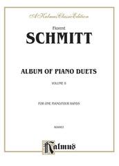 Album of Piano Duets, Volume II