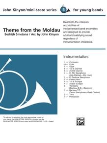 "Theme from ""The Moldau"""