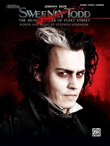 Sweeney Todd (The Demon Barber of Fleet Street): Selections from the Motion Picture