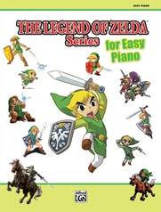 The Legend of Zelda™ Series for Easy Piano