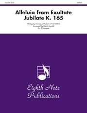 Alleluia (from Exultate Jubilate, K. 165)