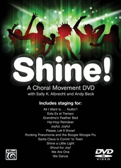 Shine! A Choral Movement DVD