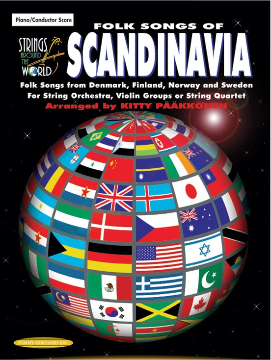 Strings Around the World: Folk Songs of Scandinavia