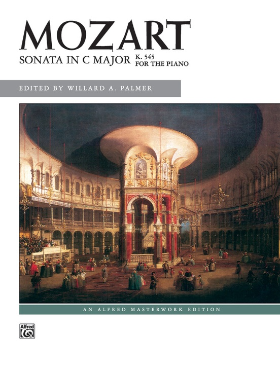 Sonata in C Major, K. 545 (Complete)