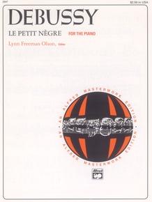 Debussy, Le petit Nègre