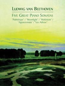 Five Great Piano Sonatas