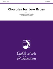 Chorales for Low Brass