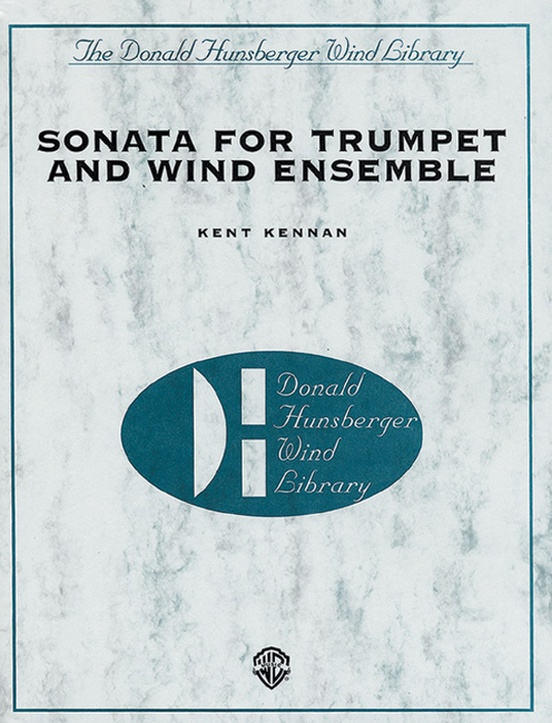 Sonata for Trumpet and Wind Ensemble