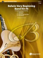 Belwin Very Beginning Band Kit #6
