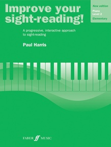 Improve Your Sight-Reading! Piano, Level 2 (New Edition)
