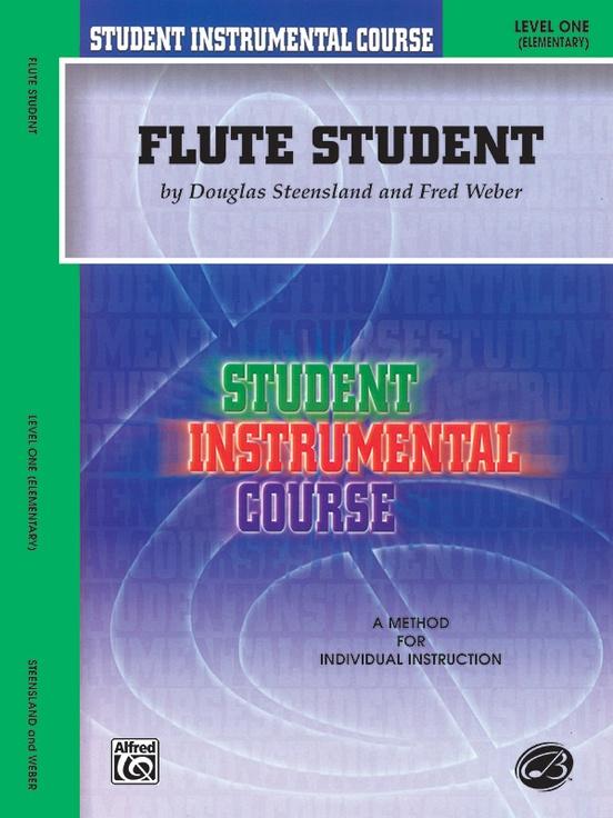 Student Instrumental Course: Flute Student, Level I