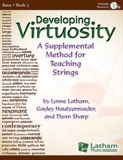 Developing Virtuosity bk. 3 - Bass