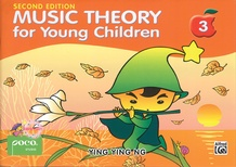 Music Theory for Young Children, Book 3 (Second Edition)