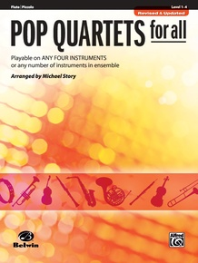Pop Quartets for All (Revised and Updated)
