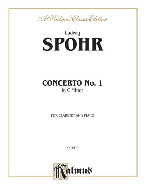 Concerto No. 1 in C Minor, Opus 26